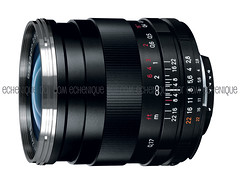 Carl Zeiss Presents the Distagon T* 2,8/25 ZF.2 Lens for Nikon F Mount