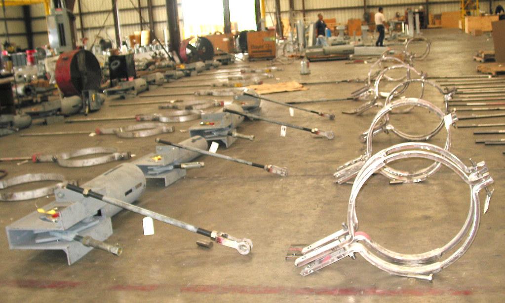 """9200 lb. Load Type """"E"""" Constant Hanger Assemblies"""