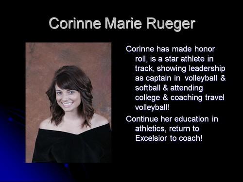 marie tillman. Corinne Marie Rueger