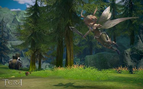 Screenshots of the Week 5: Flying Faerie
