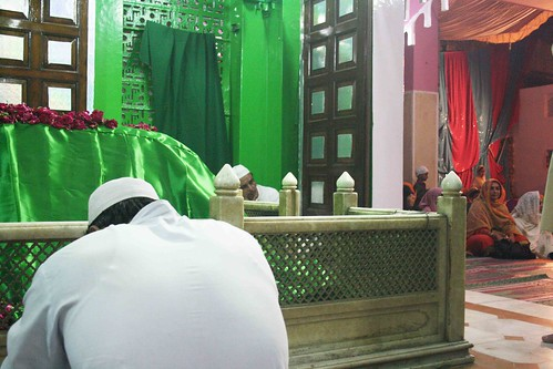City Faith – Shah Farhad's Sufi Shrine, Near Pratap Nagar Metro Station