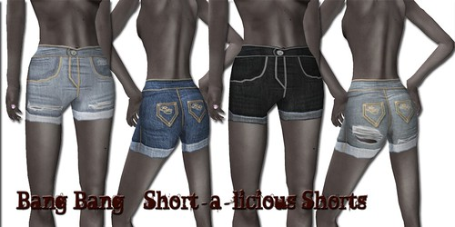 Short-a-licious Shorts