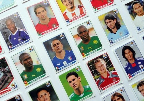 world cup stickers
