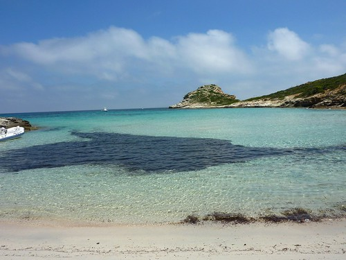 Plage du Mezzanu : Punta Cavalatta