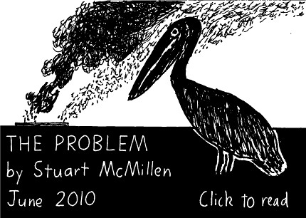 The Problem cartoon