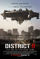 2010最佳動作電影海報 - District 9
