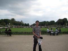 Dom au jardin du Luxembourg