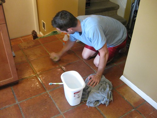 Tile Cleanup June 04