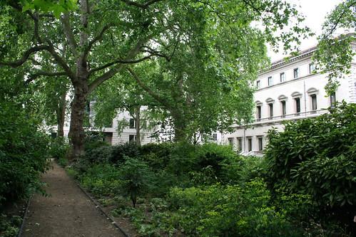 Carlton House Terrace Gardens