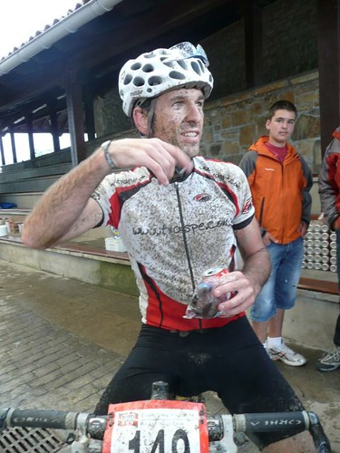 Quebrantahuesos 2010. 2 semanas. Spinning, carretera, natacion y mountain bike: Atxarre Extrem 2010