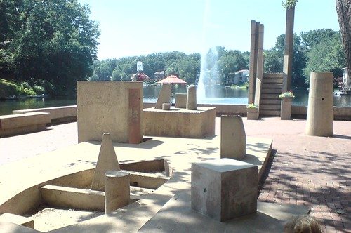 Lake Anne Plaza Playground, Reston