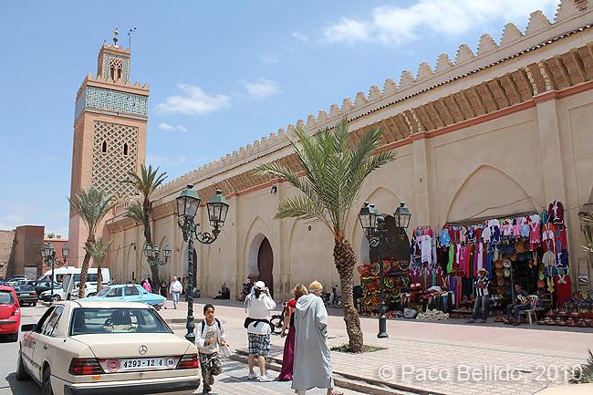 Mezquita de la Kasbah. © Paco Bellido, 2010