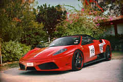 Sweet Sixteen (anType) Tags: red italy sports car spider italian asia convertible ferrari spyder exotic malaysia luxury coupe scuderia supercar v8 kotabharu sportscar f430 430 cabriolet kelantan 16m rossocorsa worldcars novitecrosso villadanialla jpmmotorsport superdrivechallenge
