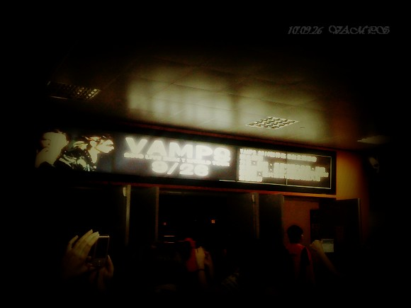 VAMPS LIVE 2010 in TAIWAN