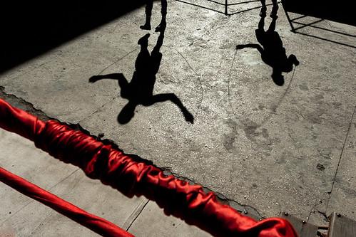 Boxing dreams (Havana, Cuba)