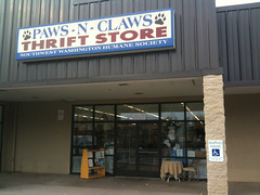 Paws n Claws Thrift Store
