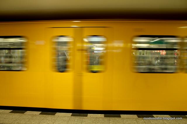 berlin subway 4