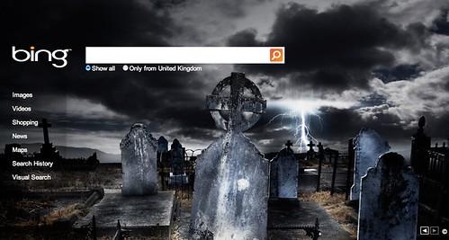 Bing Halloween dengan