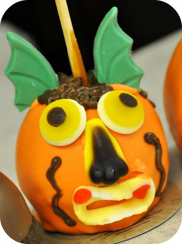 Monster Candy Apples