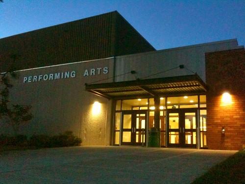 Evergreen High School Theatre Dept