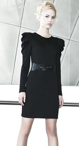 Moda mujer invierno 2010-2011, Vestidos de fiesta de Ana Alcazar