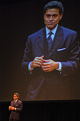 Fareed Zakaria speaks at Blumenthal