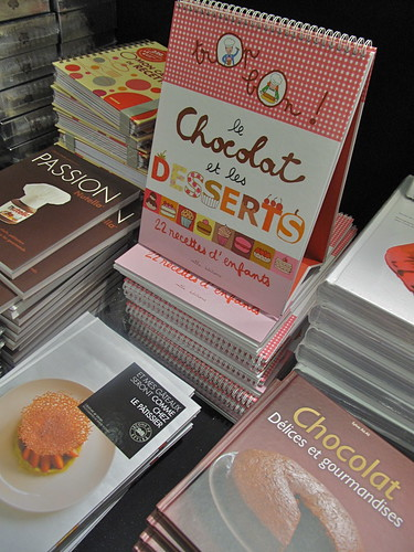 Salon du Chocolat 2010, Paris, France