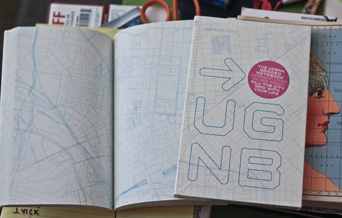 Urban Gridded Notebook