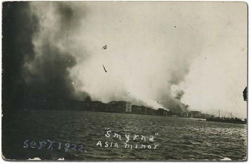 İzmir yanıyor