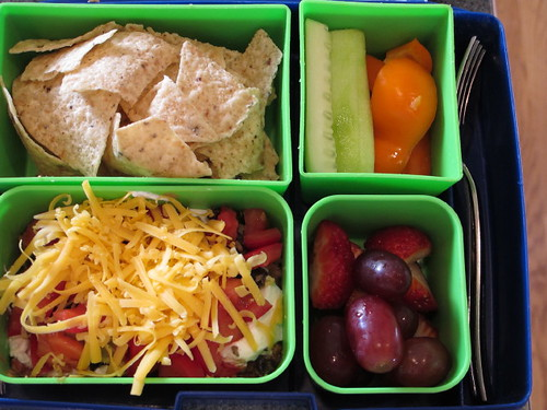 Bento Box Lunch 9-10-10