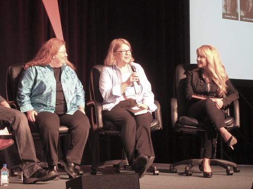 Ellen, Jane and Gina