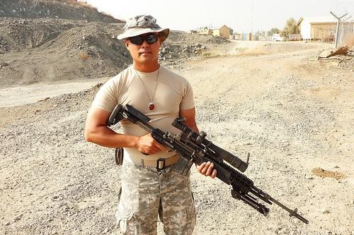 enofhowsie: m14 sniper rifle
