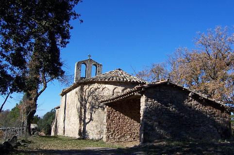 Sant Genís Sadevesa
