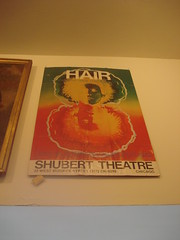 """Poster for Hair, First Run • <a style=""""font-size:0.8em;"""" href=""""http://www.flickr.com/photos/51721355@N02/5164600137/"""" target=""""_blank"""">View on Flickr</a>"""