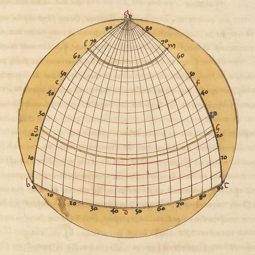Le sphere du monde by Oronce Fine, 1549 g