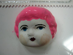 Party Pink Doll Head! 2