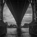 Under Williamsburg bridge