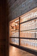 Gläser Heuställi