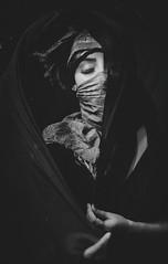 "A NOMADIC MELANCHOLY (Rahat ""ArchQuad"" Amin) Tags: archquad dhaka bangladesh canon 5dsr monochrome dark mood fabric"