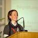 Alumni Vorstandsvorsitzende Nadine Bauer