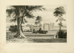 Some views of Lancashire, from engravings made in the 1830s...No3, Conishead Priory, near Ulverston. 1832. (JohnnyEnglish) Tags: old history landscape scenery view northwest drawing scenic topographical lancashire engraving historical georgian ulverston priory oldprint 1830s northwestengland conisheadpriory conishead landscapedgarden