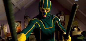 kick-ass 2010 movie adaptation poster