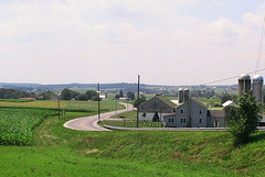 Strasburg area, Lancaster County (by: Andrew Bossi, creative commons license)
