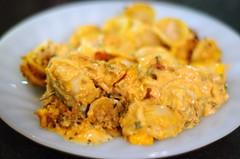 (thebakingbird) Tags: pasta leftovers pumpkinsmac