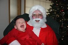 Santa Cry
