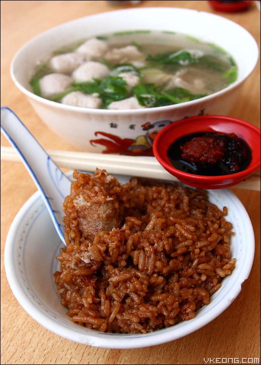 Best Yam Rice @ Jalan Murthy, Bukit Mertajam - Malaysia ...