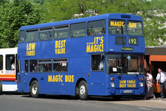 You'll like this ; Not a lot, but you'll like it. (Zippy's Revenge) Tags: stockport stagecoach leyland magicbus itsmagic greatermanchestertransport atlantean 4764 8764 gmbuses northerncounties a764nna an68d1r stagecoachmanchester penultinate