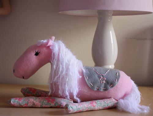 A Pink Horsie