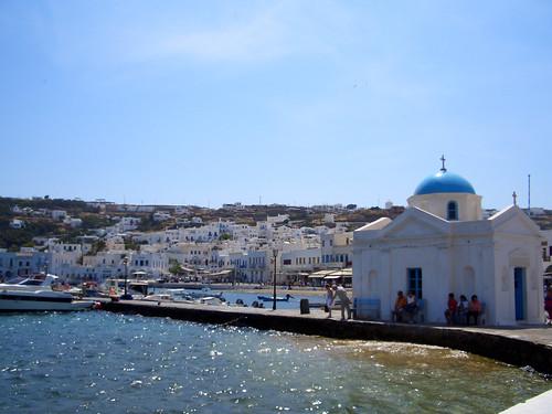 The Old Port of Mykonos