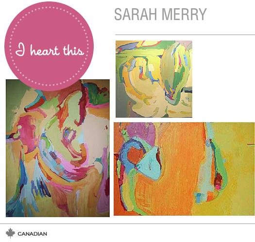 sarah merry